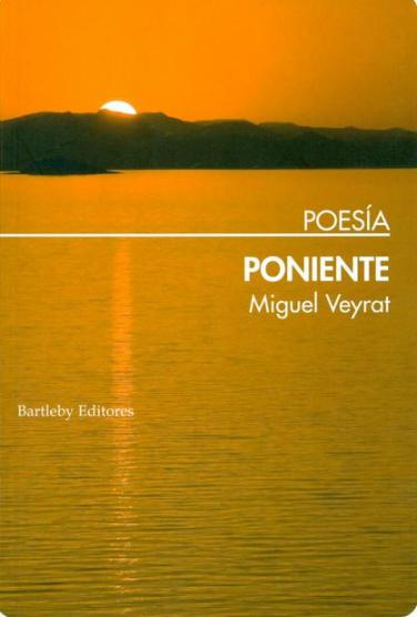 Manuel García Pérez Reseña Poniente Miguel Veyrat